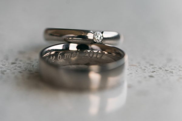 trouwringen Wedding Eve