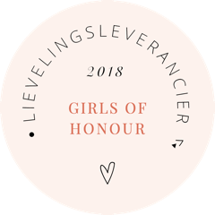Lievelingsleverancier Girls of Honour