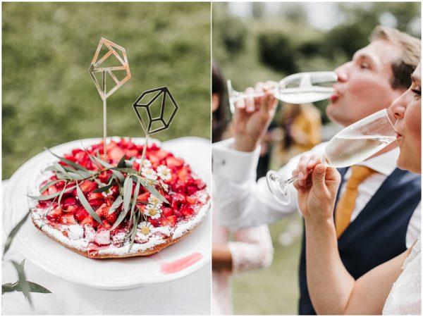 Franse taartentafel bruiloft