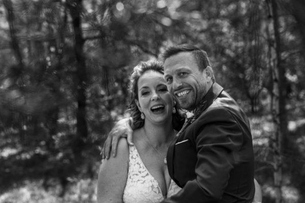 verliefd bruidspaar Wedding Eve