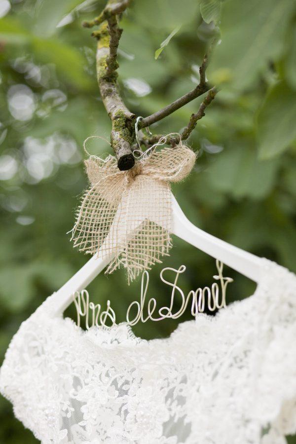 kledinghanger bruiloft