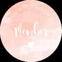 Trouwplannen.nl Member 2018