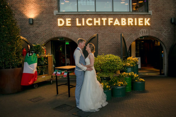 bruiloft De Limonadefabriek Gouda Wedding Eve