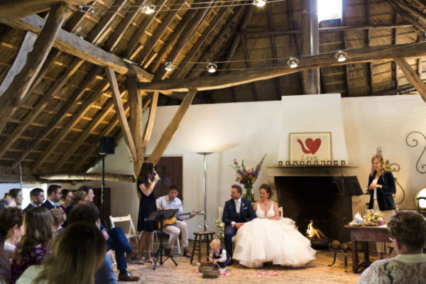 landelijk trouwen bij De Vlaamsche ~Spijhcker