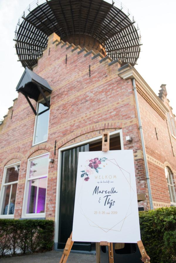feesten bij De Korenmolen in Breda