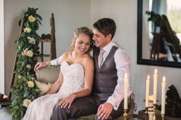 landelijk trouwen Wedding Eve